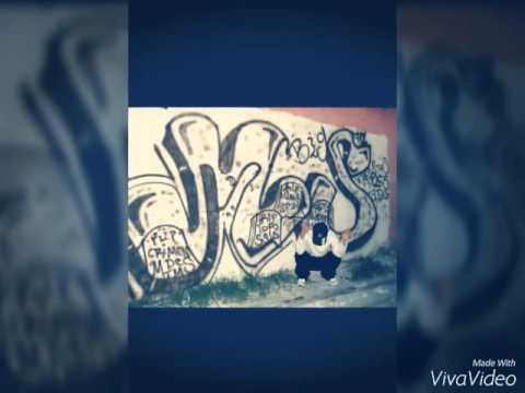 Graffiti de cruz santa  YouTube