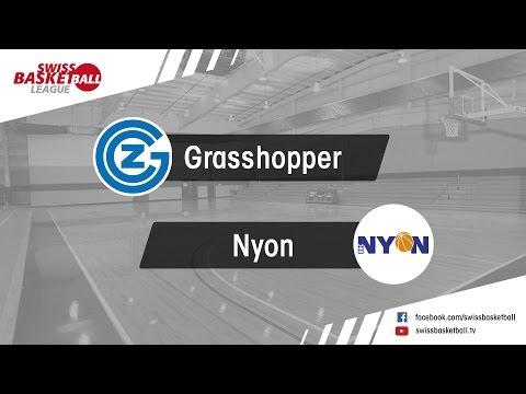 BM_D21: Zürich vs Nyon