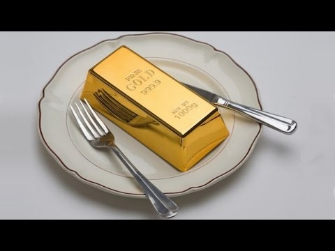 YES YOU CAN EAT GOLD ( UNUSUAL FACTS)