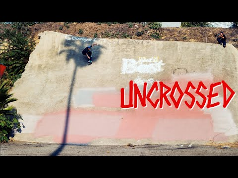 Deathwish Skateboards' UNCROSSED Full Length Video