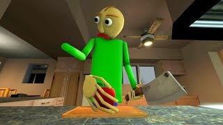 Baldi Throws a PARTY (SFM Baldi's Basics)