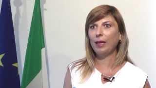 """Silvia Velo testimonial della campagna di Marevivo """"Ma il mare non vale una cicca?"""""""
