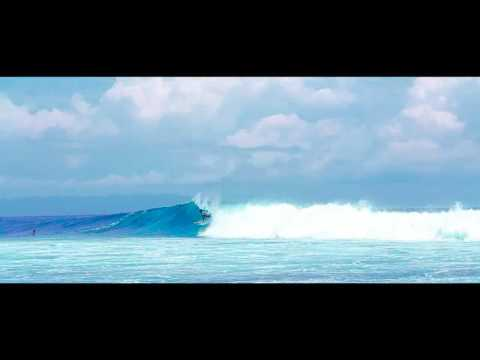 Surfing In the Solomon Islands