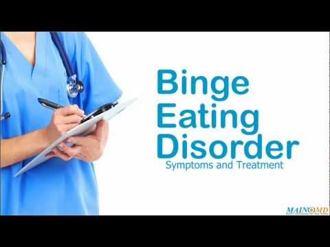 Binge Eating Disorder ¦ Treatment and Symptoms