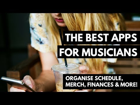 Best Apps For Musicians