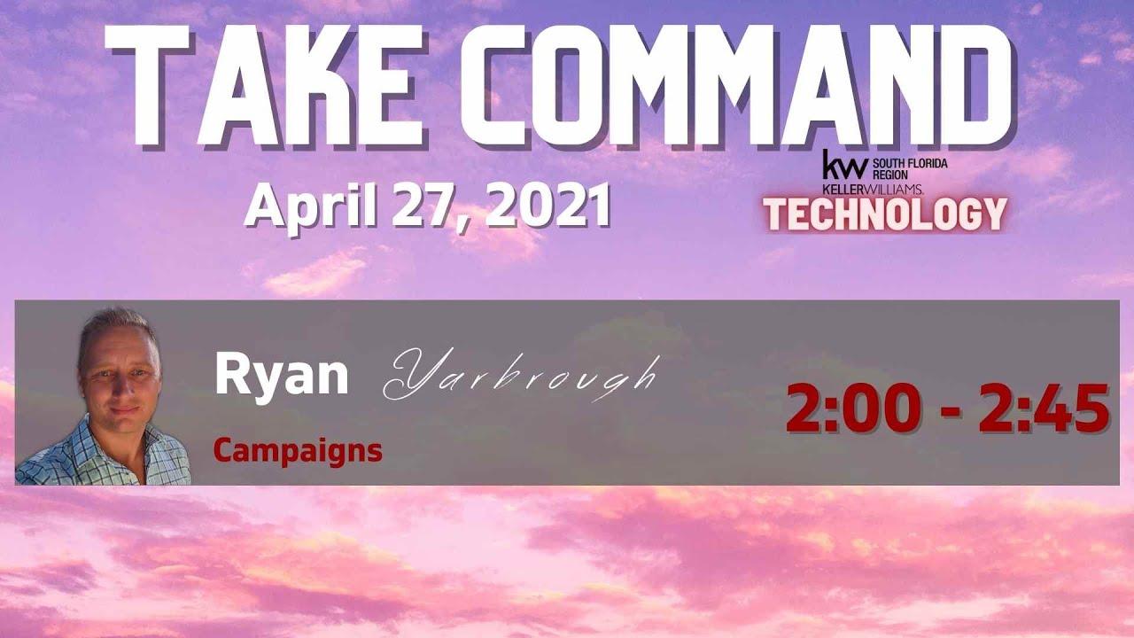 April 2021- Session 5: Campaigns