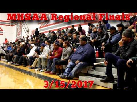 MHSAA Regional Finals Detroit Osborn(MI) vs Detroit Northwestern(MI)