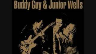 BUDDY GUY - LEAVE MY GIRL ALONE - 1967 LIVE