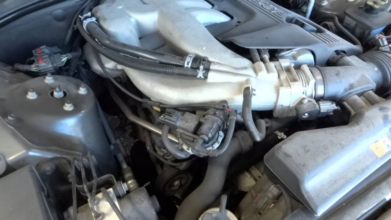 2003 Lincoln LS 30L engine with 62k miles YouTube – Lincoln Ls V6 Engine Diagram