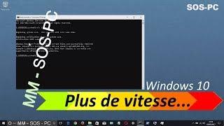 Résoudre les Problèmes de Lenteur et Accélérer son PC | Windows 10