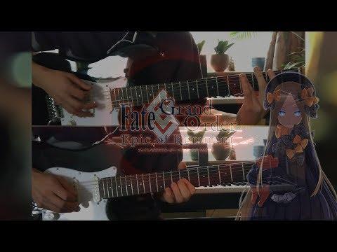 Fate/Grand Order -「Seiren naru Heretics 〔清廉なるHeretics〕」/毛蟹 feat. DracoVirgo (Piano & Guitar Cover)