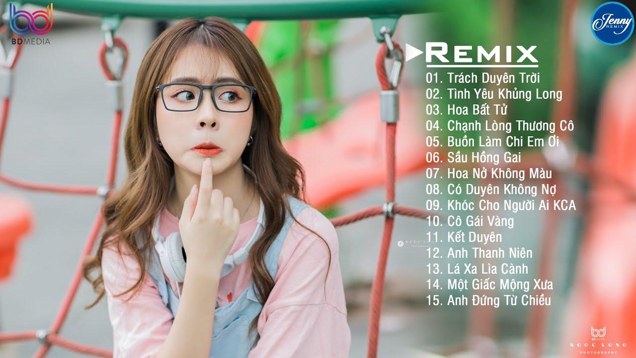 Sầu Hồng Gai Remix ❤️ Tình Yêu Khủng Long Remix  ❤️ Gác Lại Lo Âu ❤️ Nhạc EDM Htrol Remix Gây Nghiện