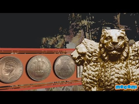 The Indian Rupee - Symbols of India | History for Kids | Educational Videos by Mocomi