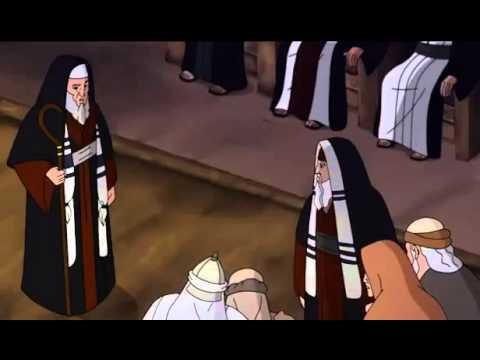 Иисус Христос - Мультфильм