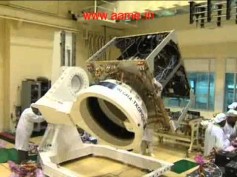 Megha-Tropiques, India-France joint Weather Research Satellite