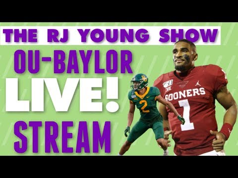 No. 10 Oklahoma Wins A Thriller At No. 13 Baylor Live Stream Instant Reaction