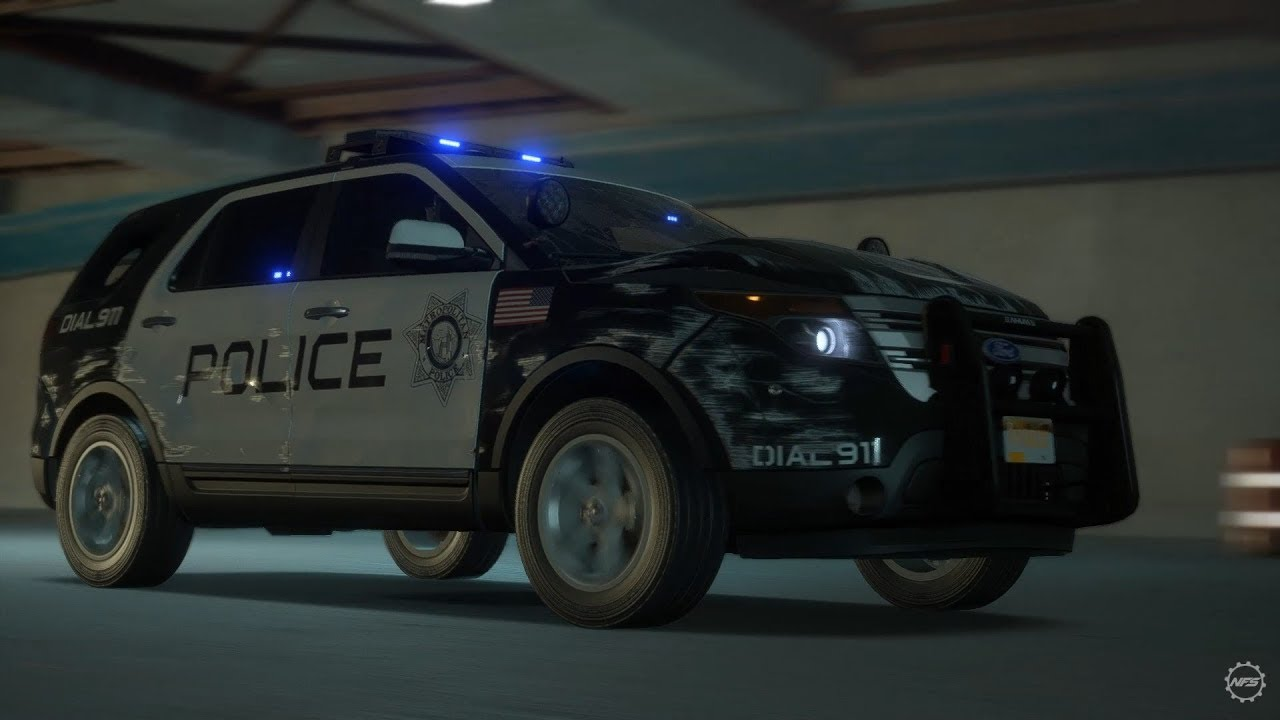 how to turn police on in need for speed payback