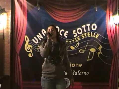 UNA VOCE SOTTO LE STELLE 4° EDIZIONE, 8° AUDIZIONE DI NANCY PALAZZOTTO