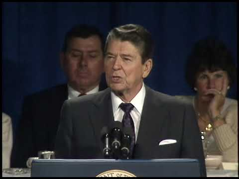 President Reagan's Remarks at a World Affairs Council Luncheon in California on October 28, 1988