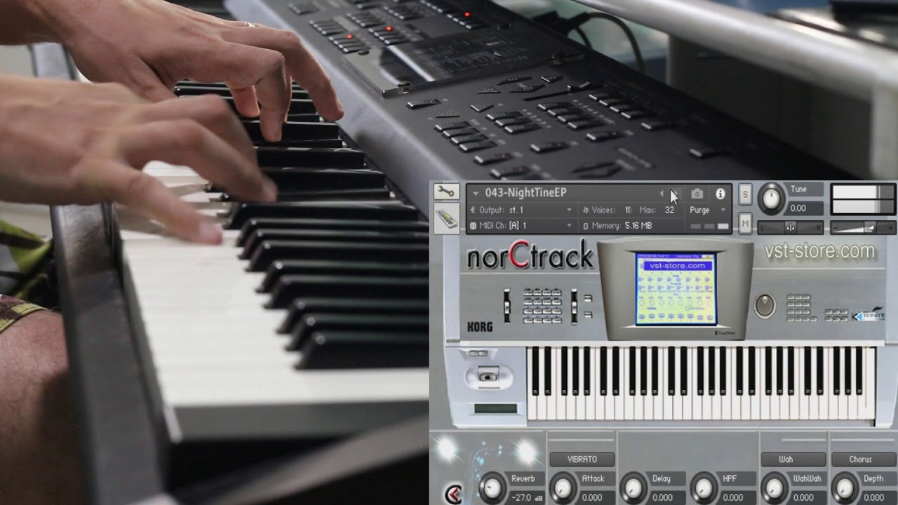 Korg Triton Rack Sounds Factory Restore Patches