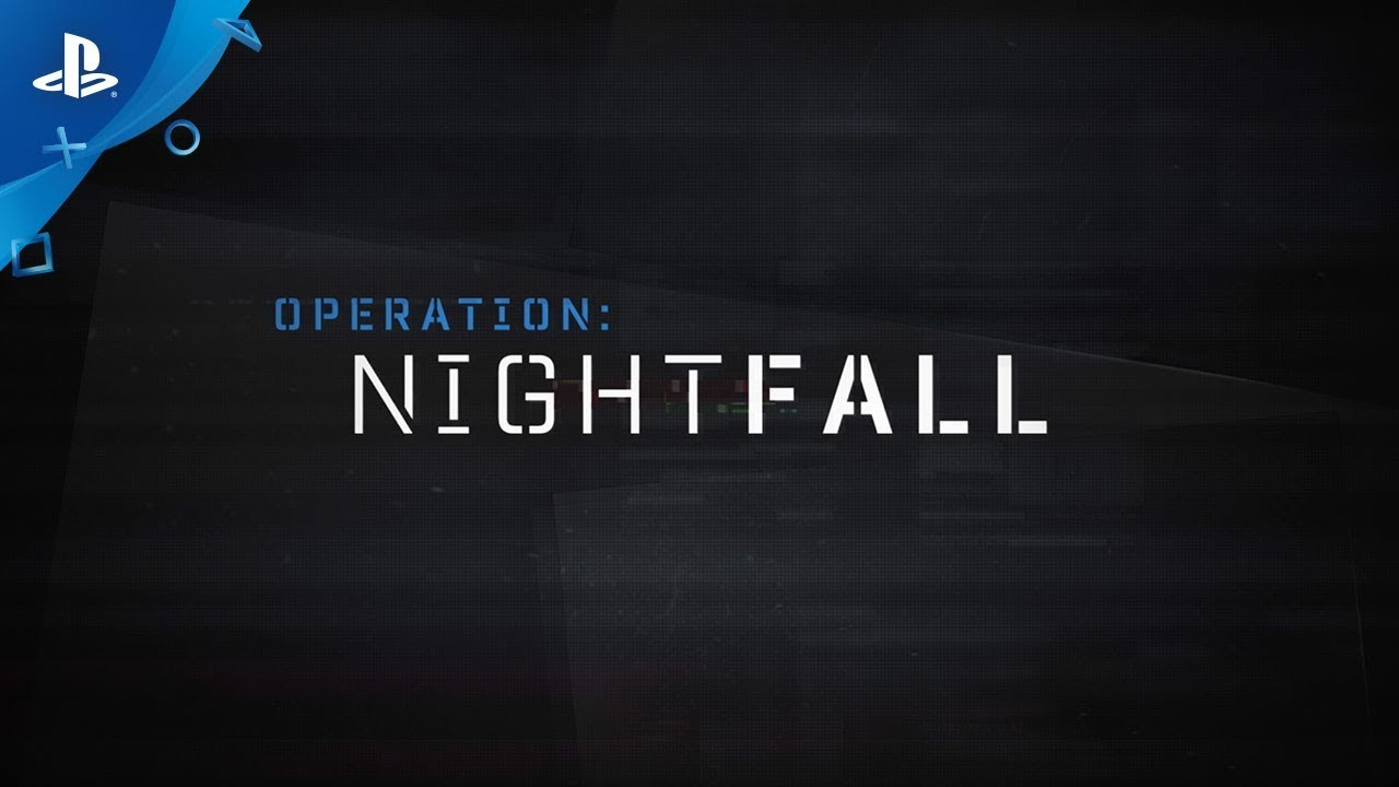 Firewall Zero Hour – Operation: Nightfall Dev Diary #1 | PS VR