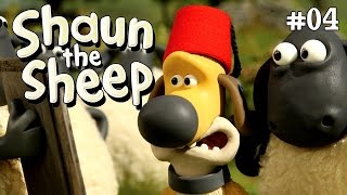 Shaun the Sheep - Bitzer's New Hat S2E4 (DVDRip XvID) HD