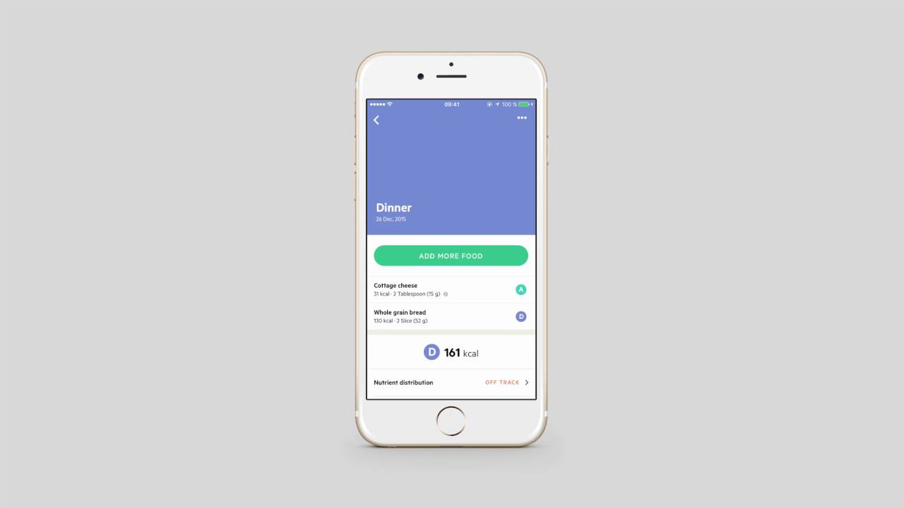 Lifesum Gratis App