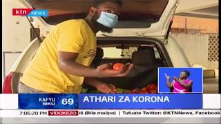 Msani na mwanabendi wa Mombasa roots ageuka mchuuzi wa mboga msimu wa Korona