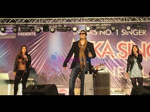 Mika Singh Live in Nepal