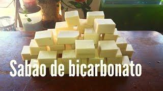 Sabão Especial de Bicarbonato