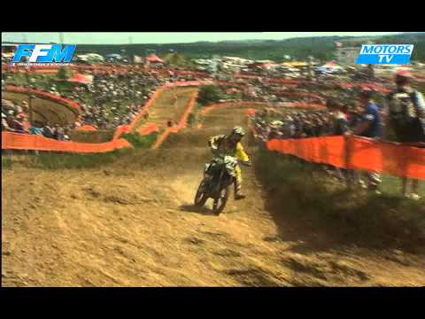 Chpt France Elite MX Plomion - Manche 1