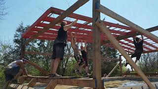 Monkey Bars Terrain Racing April 2017