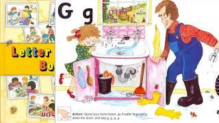 영어 Jolly Phonics Extra Letter Sounds Book G