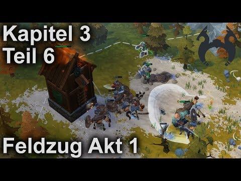 Akt 1 - Kapitel 3: Siedlung - Teil 6 | Northgard - Feldzug | Let's Play (German)