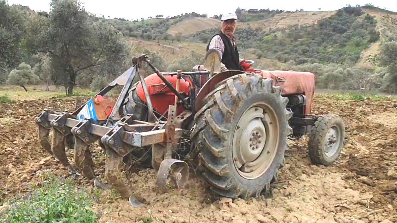 Türk Fiat 480 S8 7 li patlatma