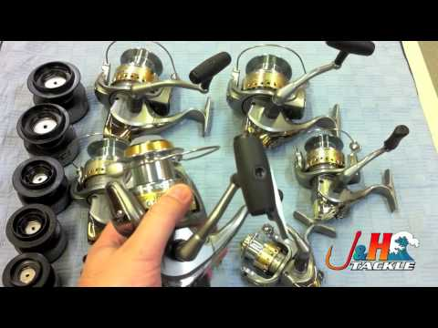 Tica Spinfocus Spinning Reels - J&H Tackle
