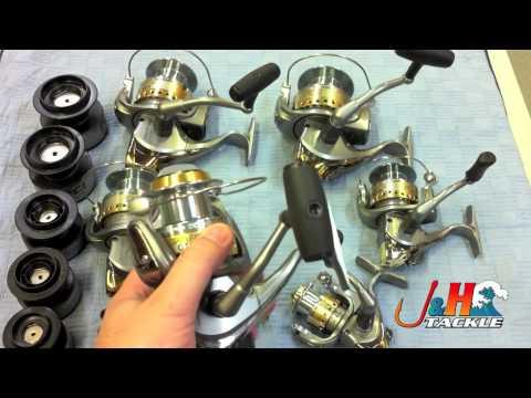 Tica Spinfocus Spinning Reels - J&H Tackle