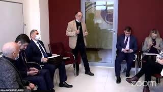 Открытие Года науки и технологий в ИВГПУ. Пленарная дискуссия «Наука - на развитие региона»