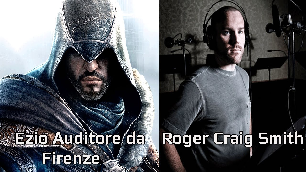 Characters And Voice Actors Assassin S Creed Revelations Youtube