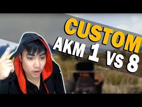 RIP113 vẩy tâm Kar98, cân team với thuật Ninja bằng AKM!