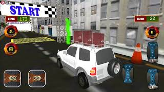 Off Road Jeep Racing 3D - 4x4 SUV Mountains Car Drive - Android Gameplay FHD #4