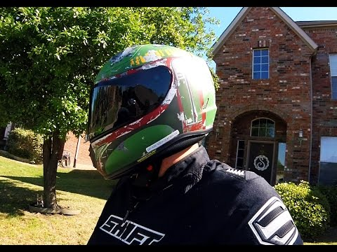 Hjc Rpha 11 >> HJC RPHA 11 Pro Boba Fett helmet review - YouTube