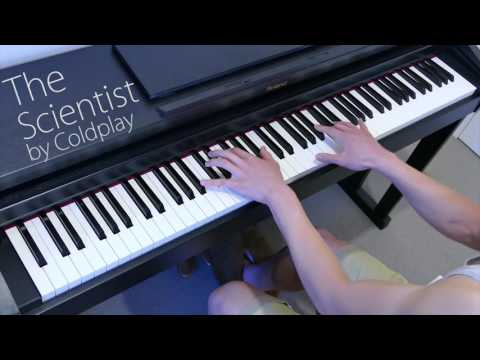 [Piano Cover] 'The Scientist' by Coldplay