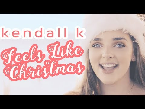 Kendall K  Feels Like Christmas  Video
