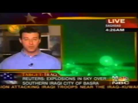 Iraq War - Shock And Awe - March 22-23, 2003