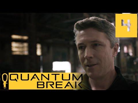 Quantum Break - Live Action Show - Monarch Solutions - Let's Play - Quantum Break Walkthrough Part 4