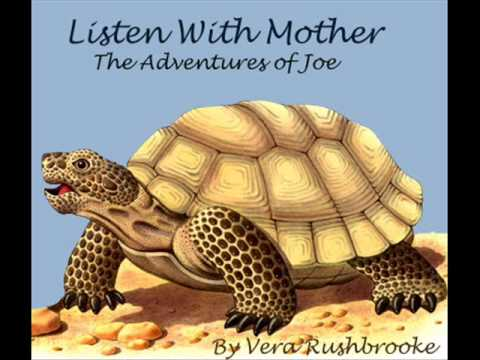 LISTEN WITH MOTHER - Vera Rushbrooke - The Hole in the Fence ( TheAdventures of Joe )