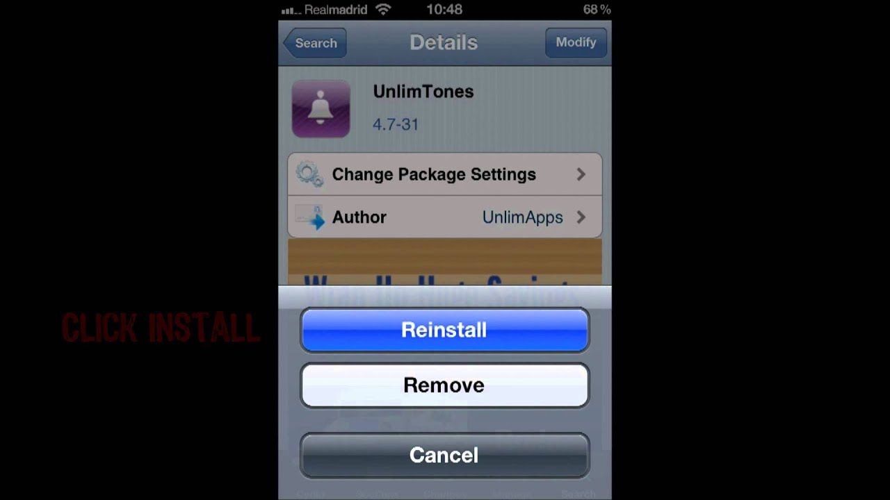 how to make music your ringtone without itunes
