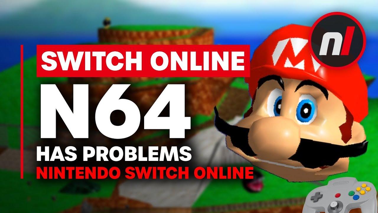 Download Nintendo 64 Emulation Isn't Perfect (Nintendo Switch Online)