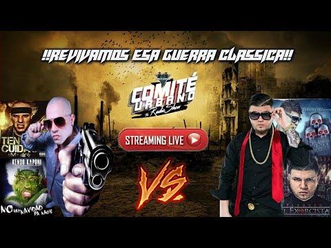 KENDO KAPONI VS FARRUKO - Quien Gano? (Tiraeras Completas) - Analisis Live 🔴 #ComiteUrbanoLive
